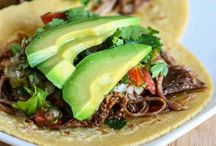 Mexican Food / by Leanne Beardsley