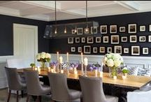 home design and inspiration / Interior design and decorating  / by Chris Kauffman