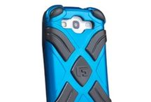 G-Form Samsung #GalaxySIII cases / The G-Form XTREME Samsung #GalaxyS3 Case offers aggressive styling that not only offers unprecedented RPT protection for your Galaxy S3, but also looks great doing it. From the slopes to the skate park, in the office or in the field, the G-Form XTREME Samsung #GalaxyS3 Case is peace of mind for your portable device. / by G-Form