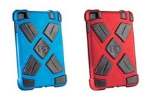G-Form #ipadMini cases / The G-Form XTREME #iPadMini Case offers aggressive styling that not only offers unprecedented RPT protection for your iPad Mini, but also looks great doing it. / by G-Form