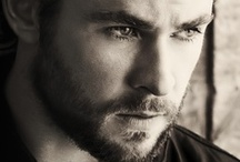 Chris Hemsworth - A god amongst mortals / Because he deserves his own board! / by Gen Crego   #gc