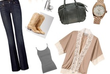 Outfits  / by Audrey Gagel