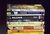 books // lifetime of reading material / by Rachel Dallaire