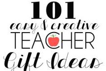 Teacher Gift Ideas / by The Dating Divas