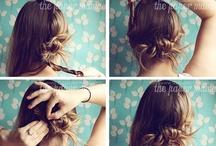 Hair - Mine / by Holly Davis
