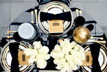 Marvelous Metallics / Hot trend for 2012!  We love a bride who is mad for metallics!   / by viva bella events
