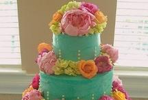 cakes / by Karin Merritt