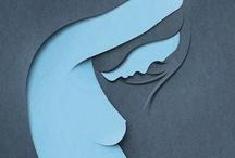 Papier Mashup / A hand-cut, die-cut, drop-shadow aesthetic. / by Andy Birchwood