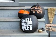 Halloween // All Treats / Costumes, decorated pumpkins, and more. This board is all treats, no tricks for a memorable halloween. / by Jackie Crynes