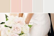Inspired by | Weddings / Dreaming of the magical day...the colors, the blooms and the gown. / by Stylyze