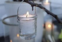 Kerzenlicht / by Christel Romahn