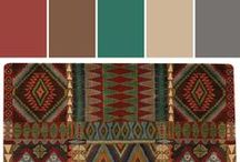 Capel Rugs Color Inspiration | Stylyze / by Stylyze