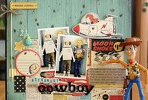 Scrapbooking / by Carrie Clatworthy