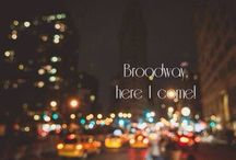 The Lullaby of Broadway / Where I express my love of theatre / by Emily Hornburg