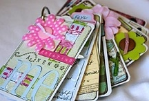 Crafting - Scrapbooking/Paper Crafting / by SarahBeth Lundine