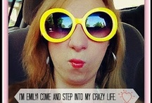 Love Woke Me Up This Morning - The Blog / by Emily Hornburg