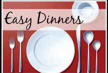 Easy Dinners from the Crew / by Schoolhouse Review Crew