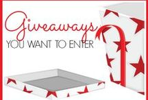Giveaways You Want to Enter from the Crew / by Schoolhouse Review Crew