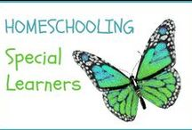 Homeschooling Special Learners from the Crew / by Schoolhouse Review Crew