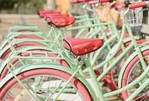 Bicycle Bliss~ / by Montana Gypsy
