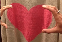 #heartspotting / When you're living your life and you see a heart, bracket it (with hands or..), take a pic, post it (on FB, Instagram or twitter) & tag us (@btwnthebrackets) and #heartspotting. An army of hearts!  / by [INSERT NAME]