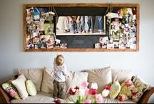 Wall Photos / by Kelli Martin