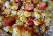 Recipes / by Jennifer Campbell