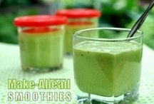 The GREEN Smoothie / by Kelli Martin