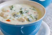 Soups, Chillies, & Stews / by Traci Anderson