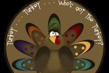Thanksgiving/Fall / by Traci Anderson