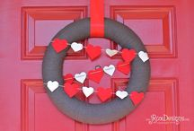 Valentine's Day / by Traci Anderson