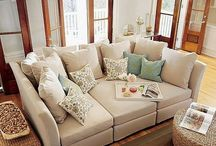Living/Family Rooms / by Traci Anderson
