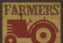 Farmer  / Farmer Proud / by Sherry Farmer