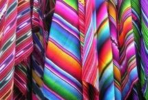 Textile patterns  / by Lindly Haunani