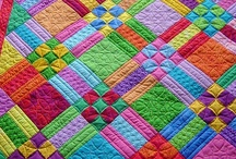 Pieced Quilts / by Nan Fuller