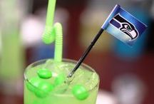 Seahawk Tailgating / by Ashley Powers