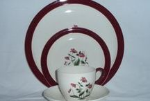 Antique & Vintage Dinnerware / by Barntiques859
