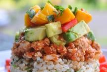 Eat Smart / by Kelly Foss-Railsback
