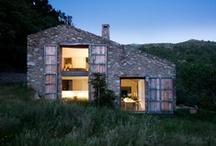Arquitectura e interiores / by Fabio Glez-Calzada