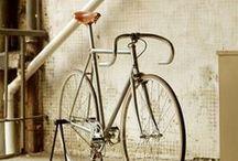 Bikes (fixie-single-old) / by Yann Marcou