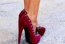 Fancy Feet  / by Kendra Anderson
