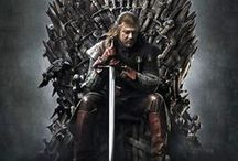 Game of Thrones / Winter is Coming / by GoonSquadSarah