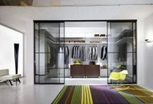 Wall in closets / by Raquel Bernaola