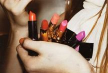 makeup & hair / by Mollie Hadley