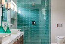 Bathroom remodel ideas / bathroom remodel possibilities / by Mary Ellen Scherer