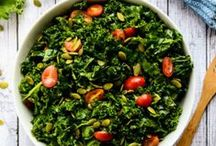 Addicted to Kale / by Felicia Sullivan