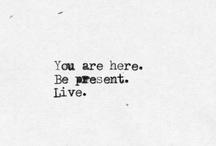 Words / by Layla Akvan