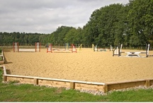 Outdoor Arenas / by Equine Facility Design