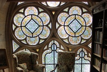 Stained Glass & Victoriana / by Laura Hudson