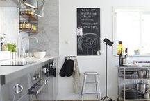 kitchen / by Daniele Adamo Andreos